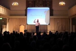 Chris Johnstone pt 2 of 4, Bristol Happiness Lectures 2010