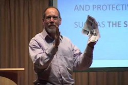 Chris Johnstone pt 4 of 4, Bristol Happiness Lectures 2010